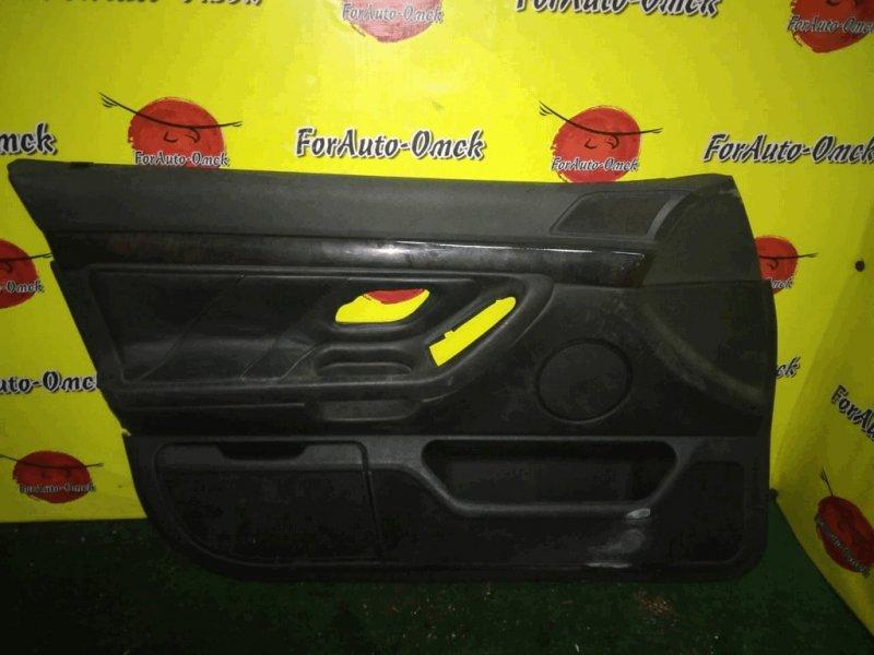 Обшивка дверей Bmw 7 Series E38 передняя левая