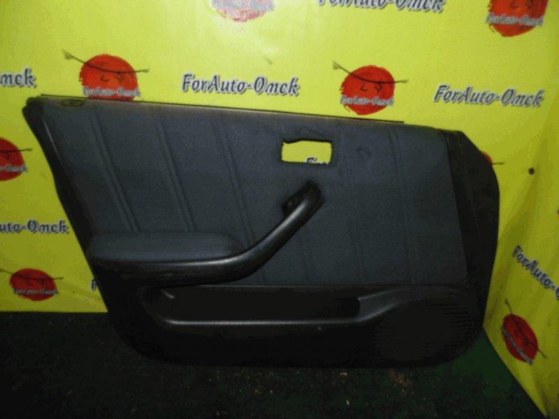 Обшивка дверей Honda Rafaga CE4 передняя левая
