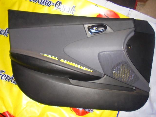 Обшивка дверей Nissan Primera TP12 QR20DE передняя левая