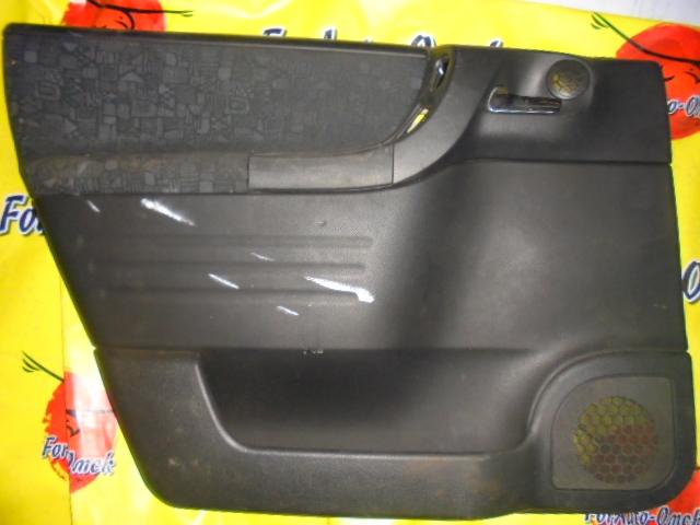 Обшивка дверей Subaru Traviq XM220 задняя левая