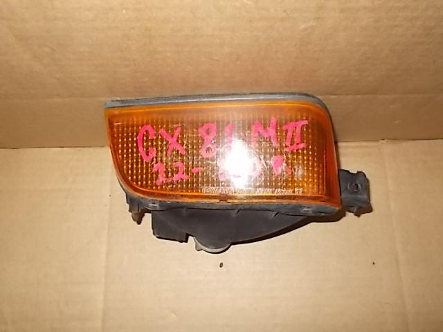 Повторитель в бампер Toyota Mark Ii GX81 1G-FE правый