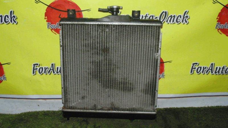 Радиатор двс Mitsubishi Pajero Mini H56A 4A30