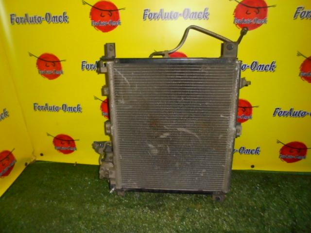 Радиатор кондиционера Mitsubishi Delica SK22VM