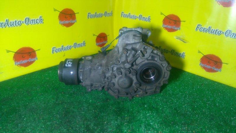 Раздатка Nissan Rasheen RFNB14 GA15DE