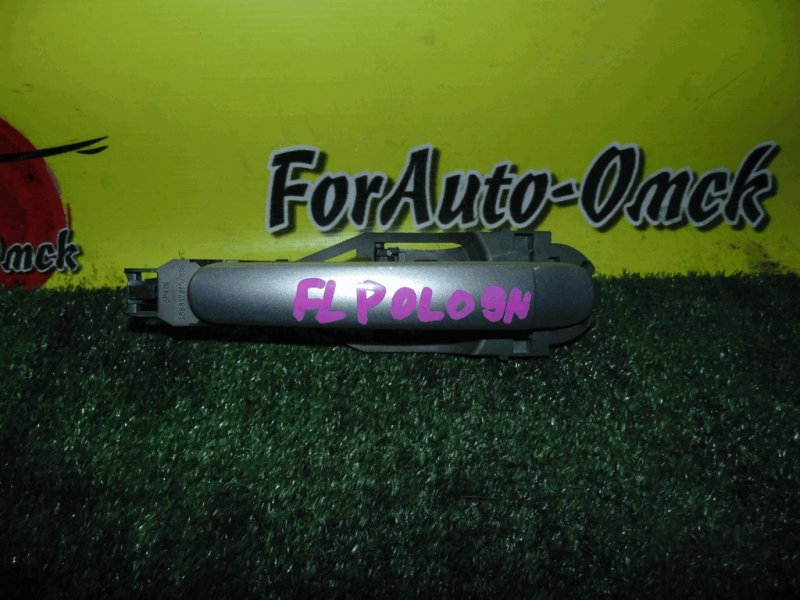 Ручка двери внешняя Volkswagen Polo 9N BBY передняя левая