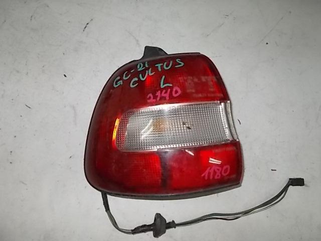 Стоп-сигнал Suzuki Cultus GC21W G15A левый