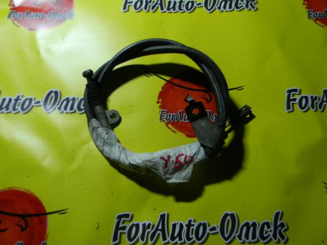 Трос ручника Nissan Infiniti Fuga GY50 VQ35DE левый (б/у)
