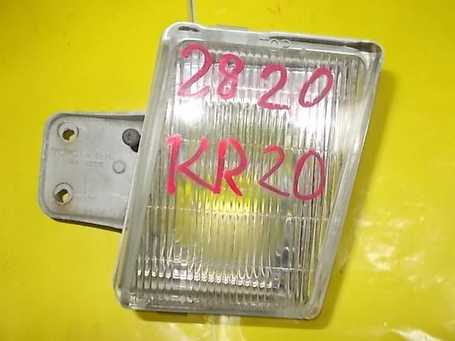 Туманка Toyota Townace KR20 левая