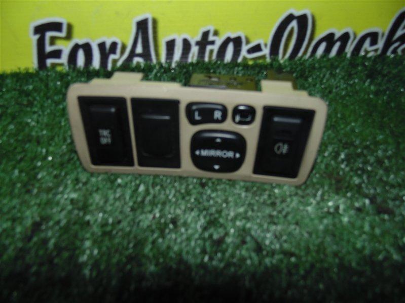 Регулировка зеркал Toyota Avensis AZT250 (б/у)