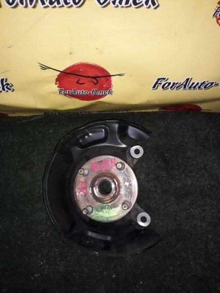 Ступица Toyota Aqua KSP130 2011 передняя правая (б/у)