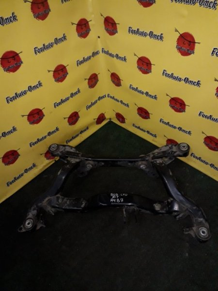 Балка Audi A4 B7 2005 задняя (б/у)