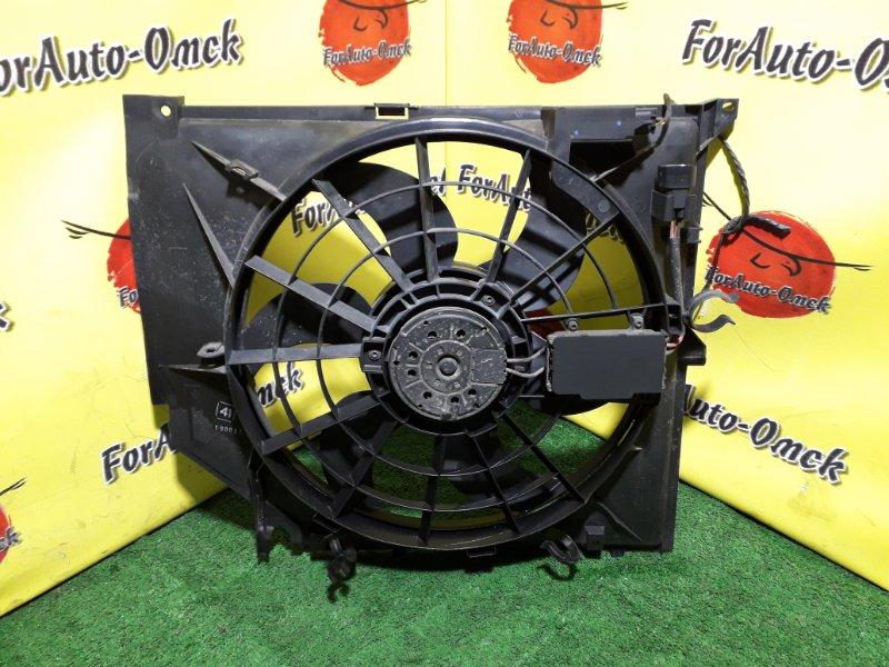Диффузор радиатора Bmw 3-Series E46 N42B20 2003 (б/у)