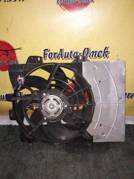 Диффузор радиатора Peugeot 207 WA EP6DT 2007 (б/у)