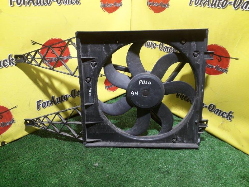 Диффузор радиатора Volkswagen Polo 9N BKY (б/у)