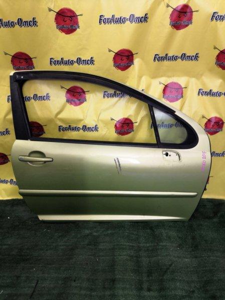Дверь Peugeot 207 WA 2007 передняя правая (б/у)