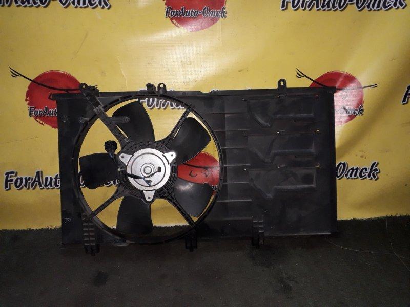 Диффузор радиатора Mitsubishi Lancer CS2A 4G15 (б/у)