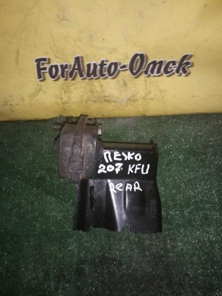 Подушка акпп Peugeot 207 KFU (б/у)