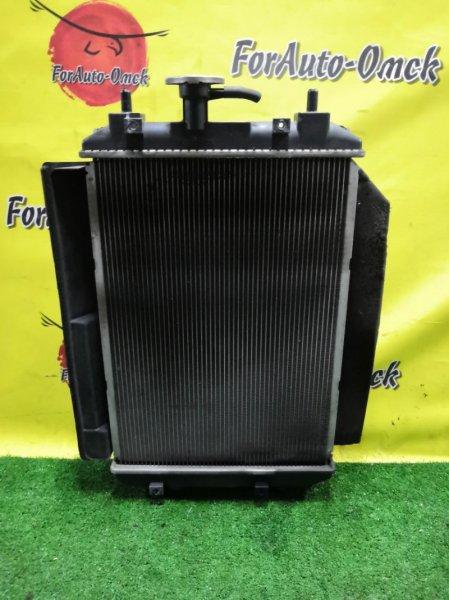Радиатор двс Toyota Bb M401F 3SZ-VE (б/у)