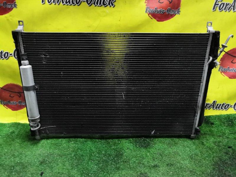 Радиатор кондиционера Nissan Fuga GY50 (б/у)
