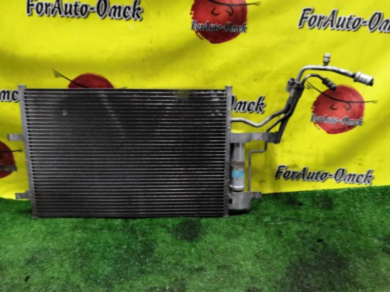 Радиатор кондиционера Mazda Axela BK (б/у)