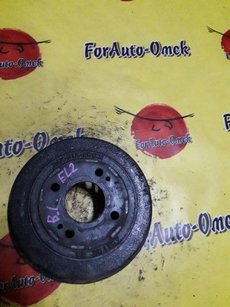 Барабан тормозной Honda Civic DB6 задний (б/у)