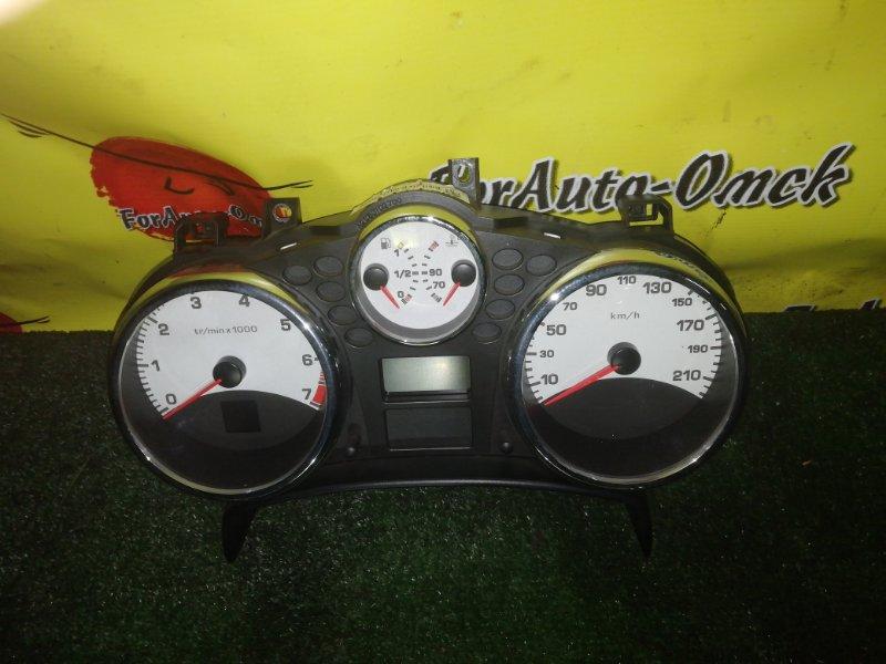 Панель приборов Peugeot 207 WC (б/у)