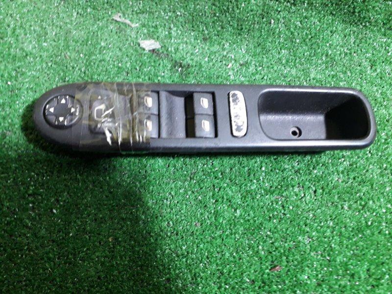 Блок управления стеклоподьемниками Peugeot 207 WC (б/у)