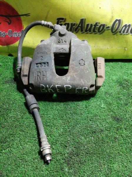 Суппорт Mazda Axela BK передний правый (б/у)