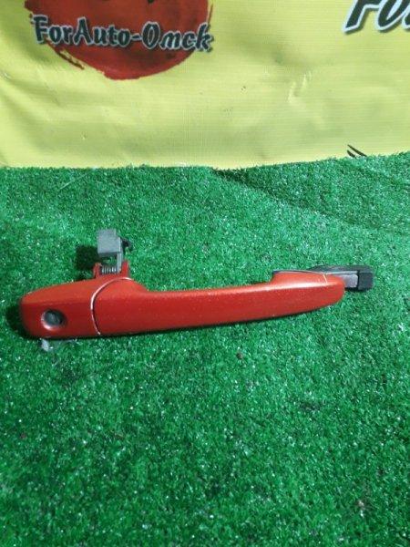Ручка двери внешняя Mazda Rx-8 SE3P передняя правая (б/у)
