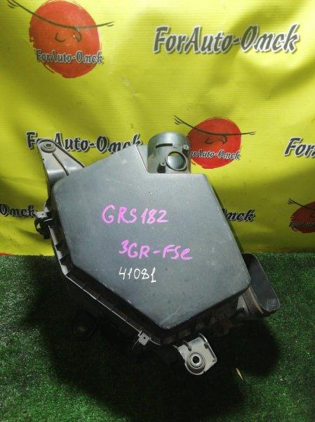 Корпус воздушного фильтра Toyota Crown GRS180 2GR-FSE (б/у)
