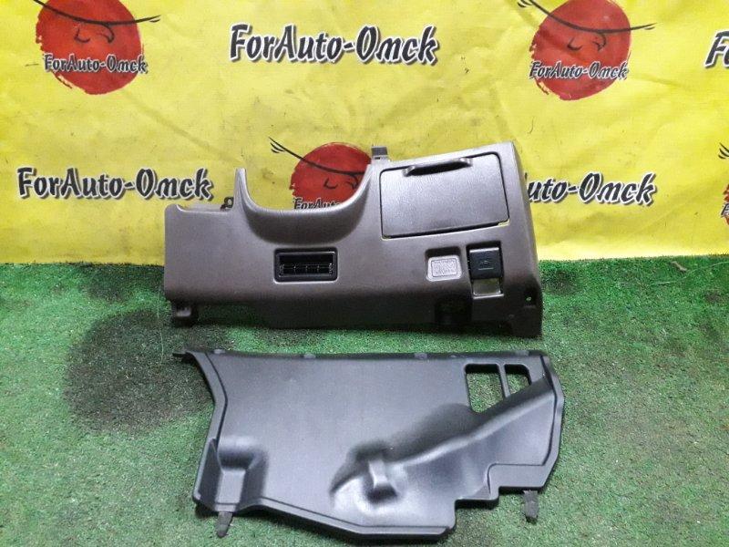 Консоль под рулевой колонкой Toyota Mark 2 GX90 1G-FE 1995 (б/у)