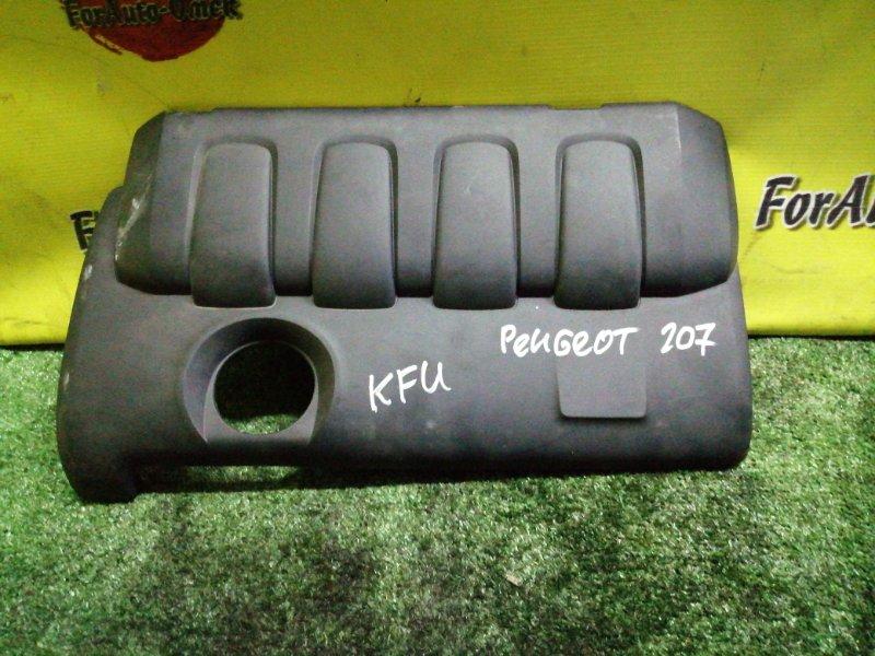 Крышка двигателя Peugeot 207 WC ET3J4 (б/у)