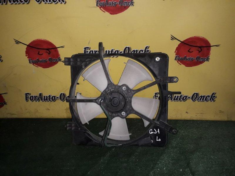 Диффузор радиатора Honda Airwave GJ1 левый (б/у)