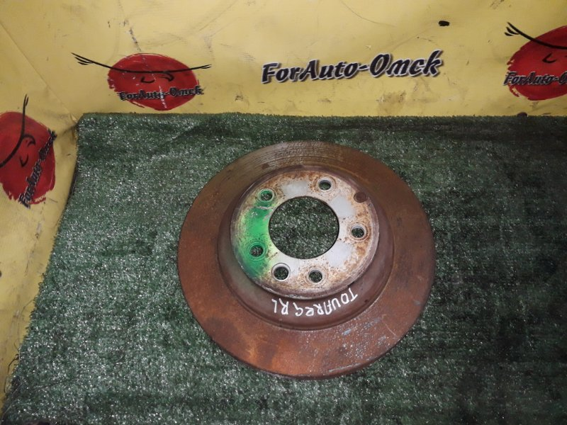 Диск тормозной Volkswagen Touareg 7LA BMV задний (б/у)