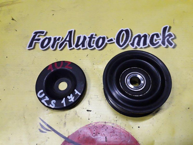 Ролик обводной Toyota Aristo CF10 1UZ-FE (б/у)