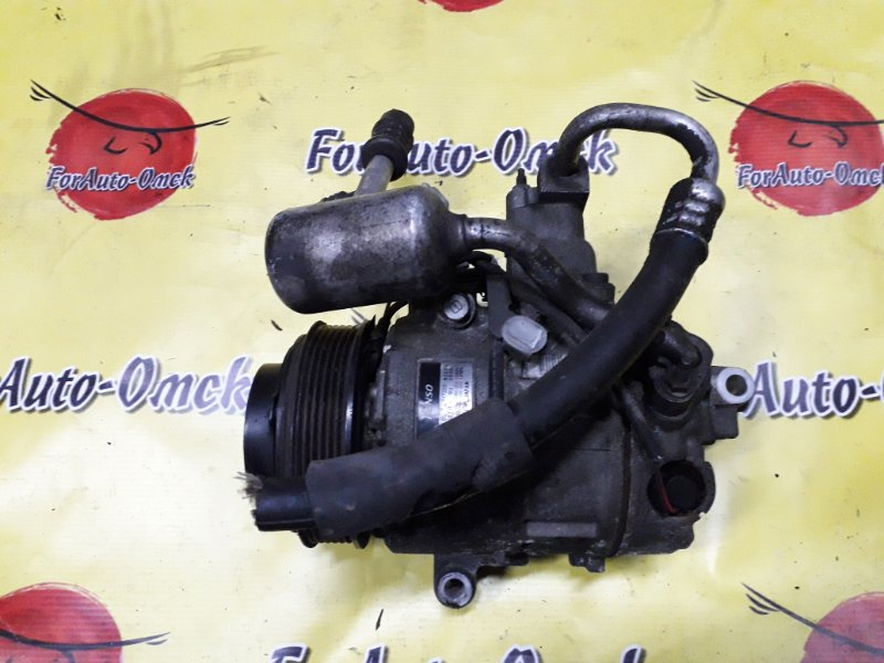 Компрессор кондиционера Toyota Aristo CF10 1UZ-FE (б/у)
