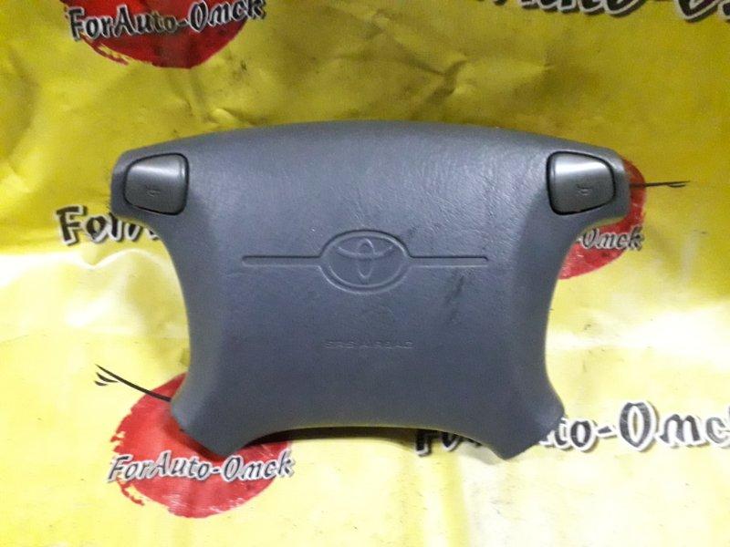 Airbag водительский Toyota Estima Emina CXR10G (б/у)