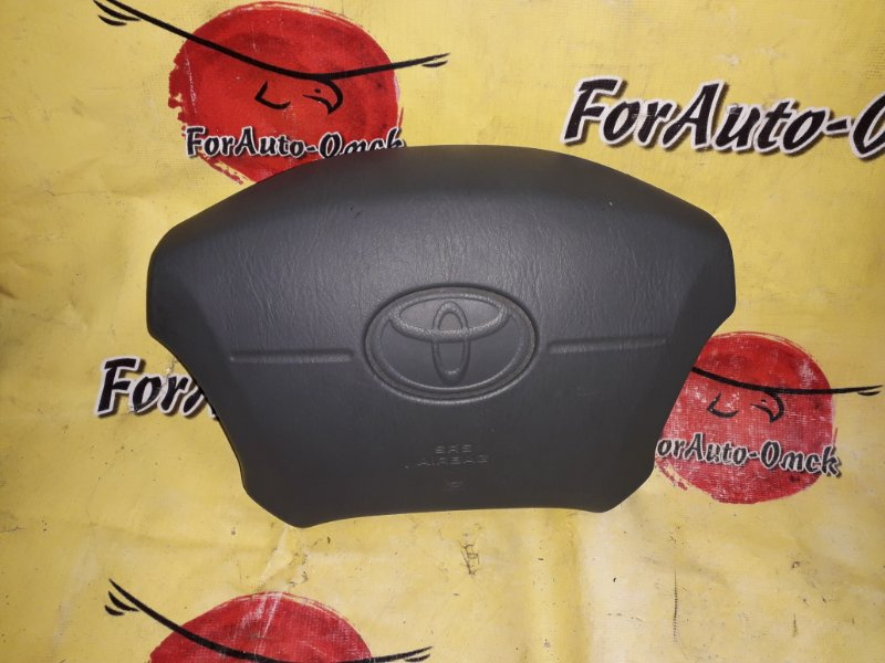 Airbag водительский Toyota Land Cruiser Prado KDJ90W (б/у)