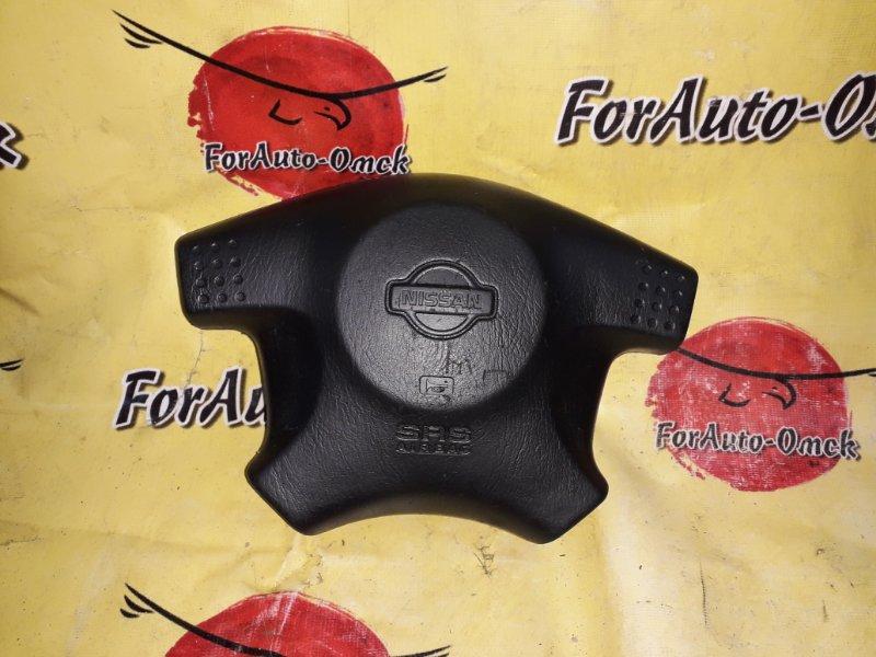 Airbag водительский Nissan Avenir ANZ10 (б/у)