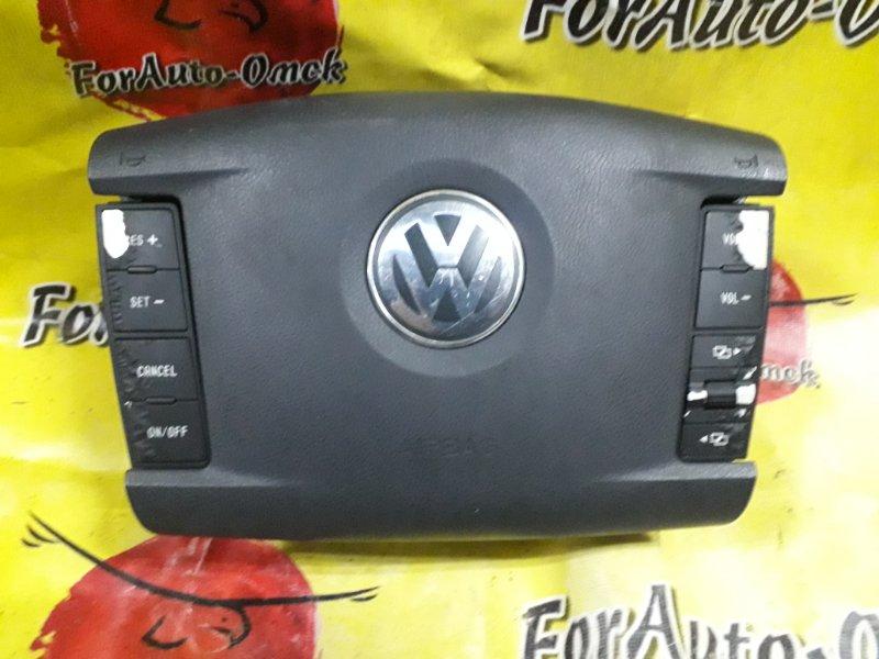 Airbag водительский Volkswagen Touareg 7LA BMV (б/у)