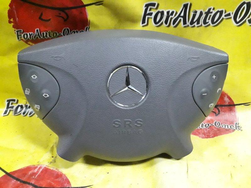 Airbag водительский Mercedes-Benz E-Class W211 (б/у)