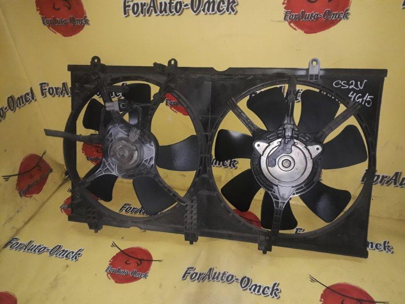 Диффузор радиатора Mitsubishi Lancer CS2V 4G15 (б/у)