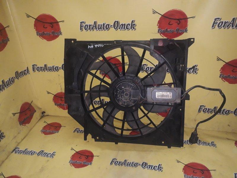 Диффузор радиатора Bmw 3-Series E46 (б/у)