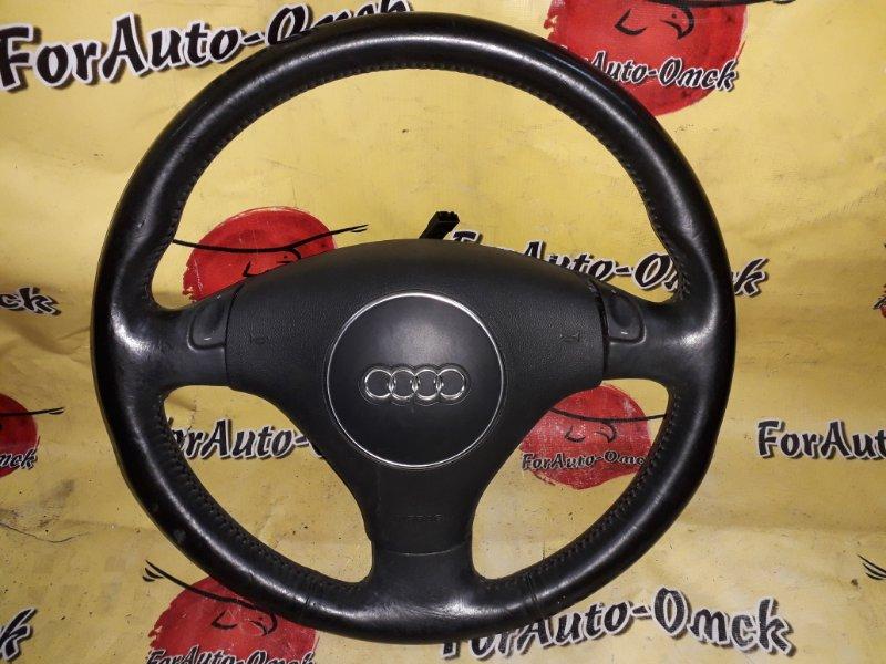 Руль Audi A6 Allroad Quattro 4BC5 (б/у)