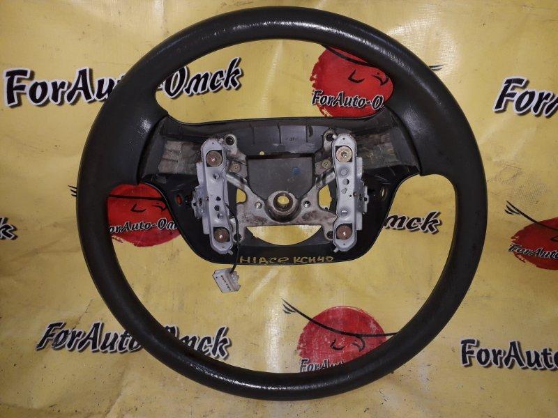 Руль Toyota Hiace Regius KCH40 (б/у)