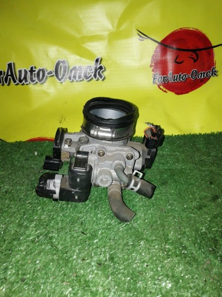 Заслонка дроссельная Suzuki Chevrolet Cruze HR52S M13A (б/у)