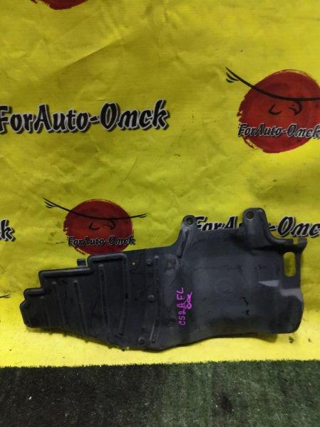 Защита двс Mitsubishi Airtrek CQ1A передняя левая (б/у)