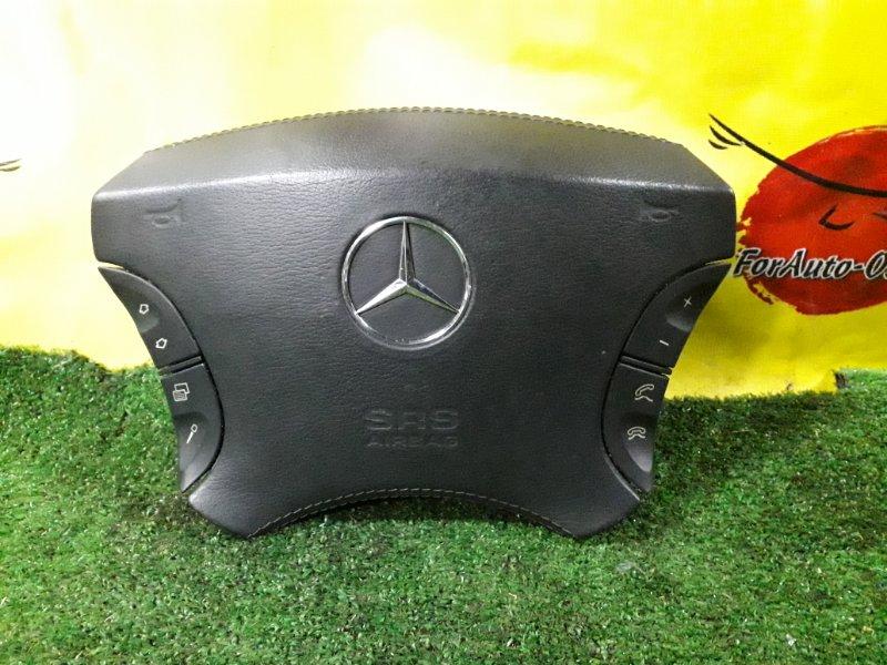 Airbag водительский Mercedes-Benz S-Class W220 113.960 1999 (б/у)