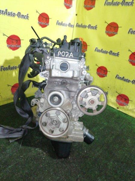 Двигатель Honda Zest JE1 P07A (б/у)