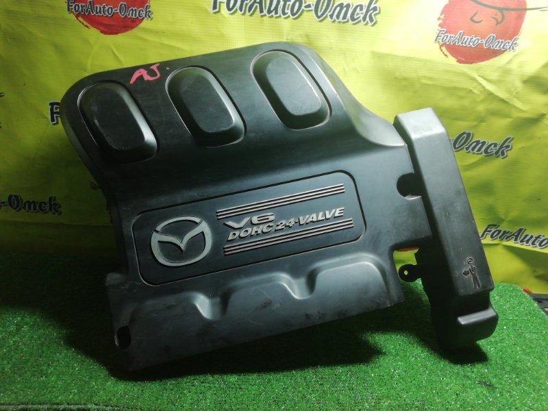 Крышка двс декоративная Mazda AJ (б/у)